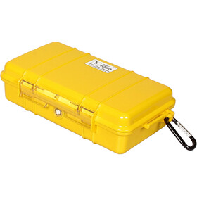 Peli MicroCase 1010 Sacoche, yellow